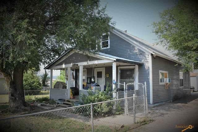 707 Allen Ave, Rapid City, SD 57701 (MLS #155326) :: Heidrich Real Estate Team
