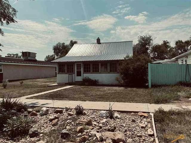 302 3RD AVE, Edgemont, SD 57735 (MLS #155331) :: Heidrich Real Estate Team