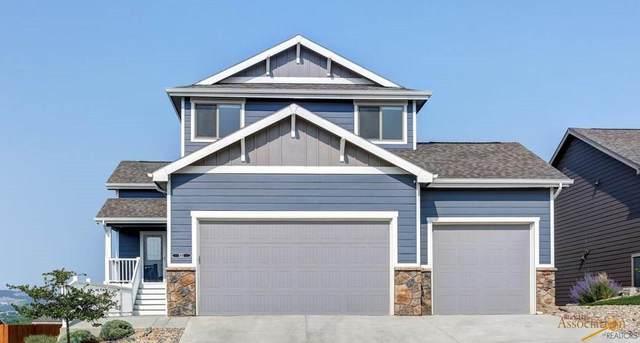 835 Summerfield Dr, Rapid City, SD 57703 (MLS #155332) :: Heidrich Real Estate Team