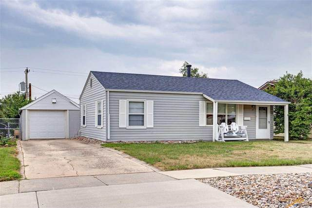 17 St Andrew, Rapid City, SD 57701 (MLS #155335) :: Heidrich Real Estate Team