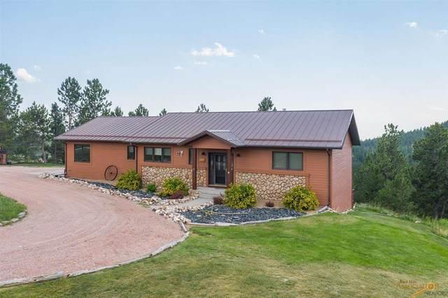 25147 Renegade Pass, Custer, SD 57730 (MLS #155338) :: Heidrich Real Estate Team