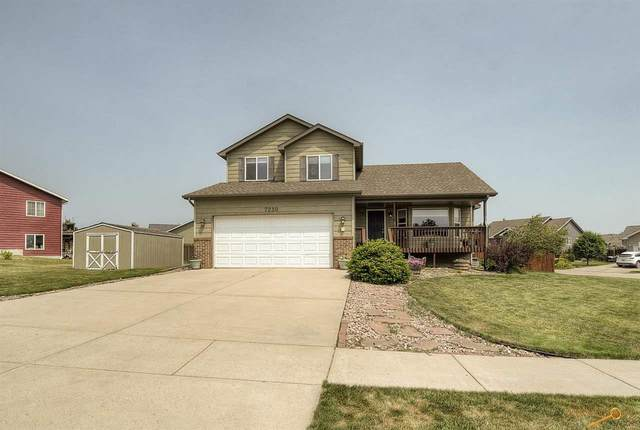7230 Castlewood Dr, Summerset, SD 57718 (MLS #155340) :: Heidrich Real Estate Team