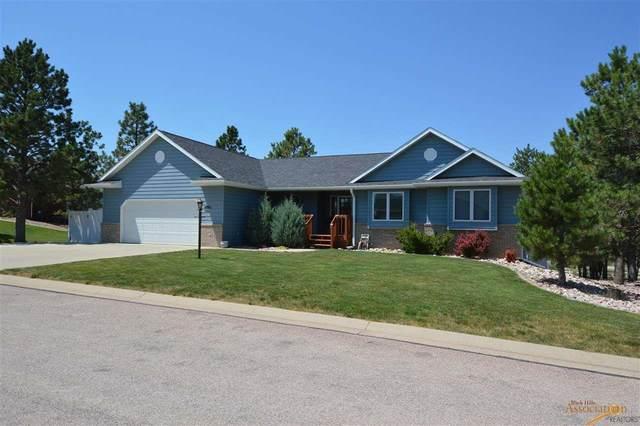 7823 Columbine Ct, Rapid City, SD 57702 (MLS #155341) :: Dupont Real Estate Inc.