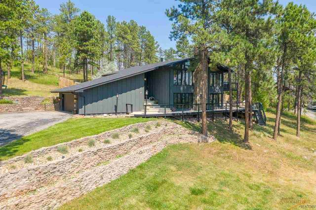4811 Cliff Dr, Rapid City, SD 57702 (MLS #155342) :: Dupont Real Estate Inc.