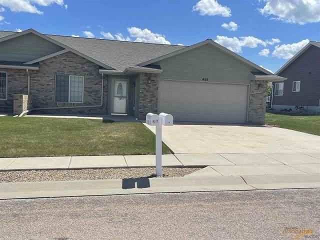 405 Sapphire Ln, Rapid City, SD 57701 (MLS #155343) :: Dupont Real Estate Inc.