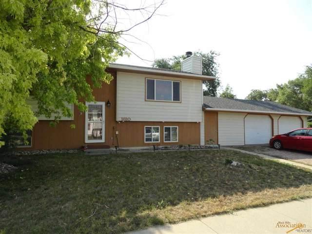 1810 Plateau Ln, Rapid City, SD 57703 (MLS #155347) :: Dupont Real Estate Inc.