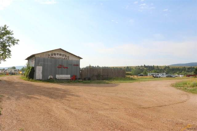3230 Whitewood Service Rd, Sturgis, SD 57785 (MLS #155348) :: Christians Team Real Estate, Inc.