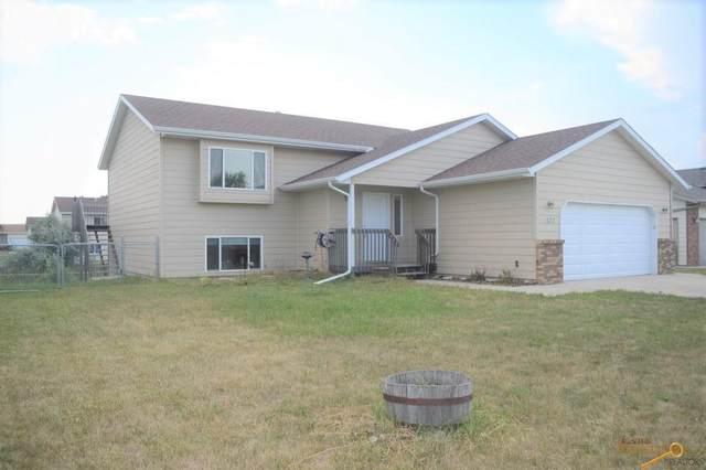 573 Plover Dr, Box Elder, SD 57719 (MLS #155365) :: Heidrich Real Estate Team