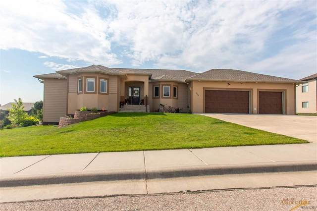 653 Enchanted Pines Dr, Rapid City, SD 57701 (MLS #155366) :: Christians Team Real Estate, Inc.