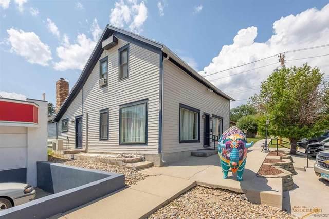 41 N 4TH, Custer, SD 57730 (MLS #155368) :: Heidrich Real Estate Team