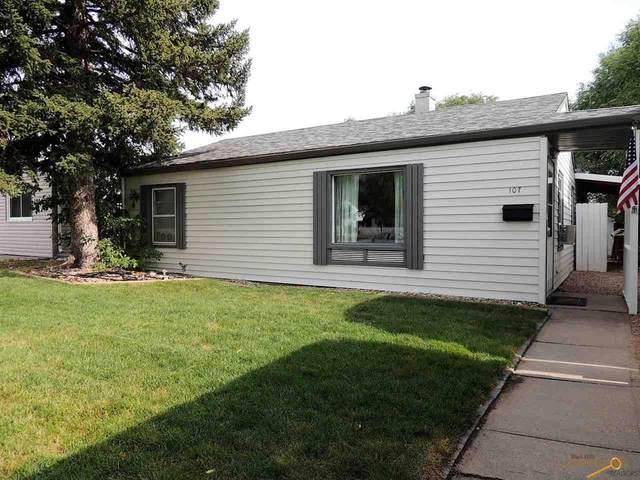 107 E St Andrew, Rapid City, SD 57701 (MLS #155369) :: Christians Team Real Estate, Inc.