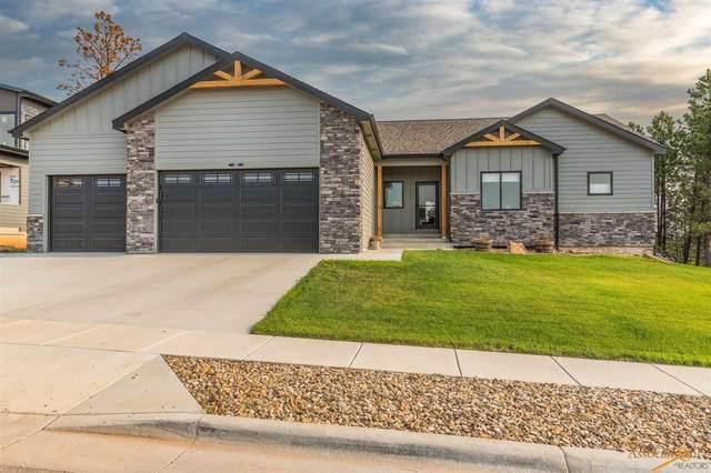 4410 Targhee Dr, Rapid City, SD 57702 (MLS #155381) :: Dupont Real Estate Inc.
