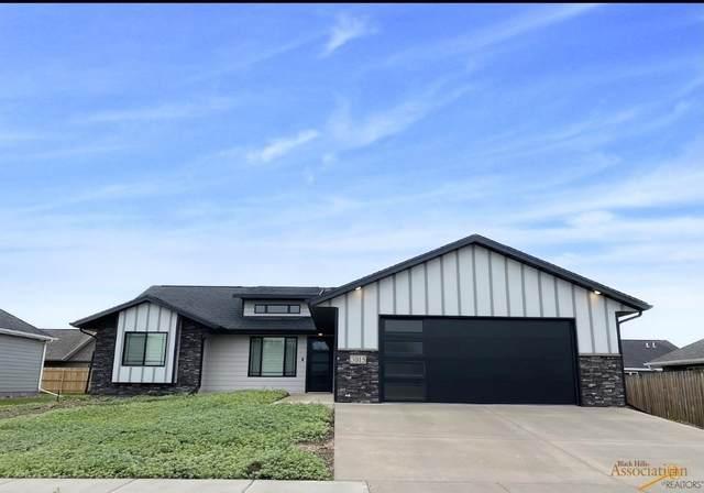 644 Rachel Ln, Rapid City, SD 57719 (MLS #155387) :: Heidrich Real Estate Team
