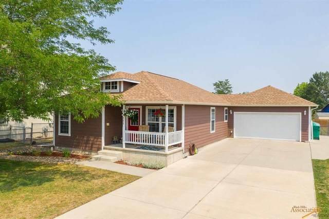 4680 Teak Dr, Rapid City, SD 57703 (MLS #155395) :: Heidrich Real Estate Team