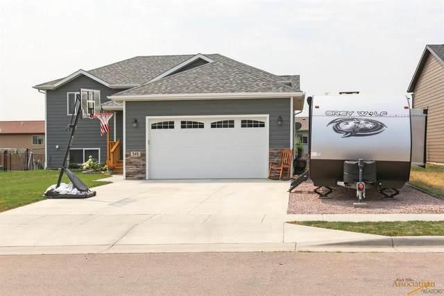 549 Ballista Blvd, Box Elder, SD 57719 (MLS #155396) :: Heidrich Real Estate Team