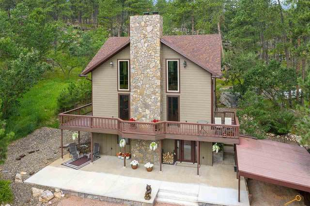 24479 Oak Meadows Ct, Keystone, SD 57751 (MLS #155397) :: Heidrich Real Estate Team