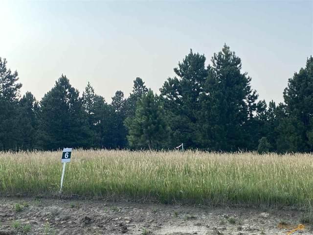 TBD LOT 6 Oak, Whitewood, SD 57793 (MLS #155406) :: Heidrich Real Estate Team
