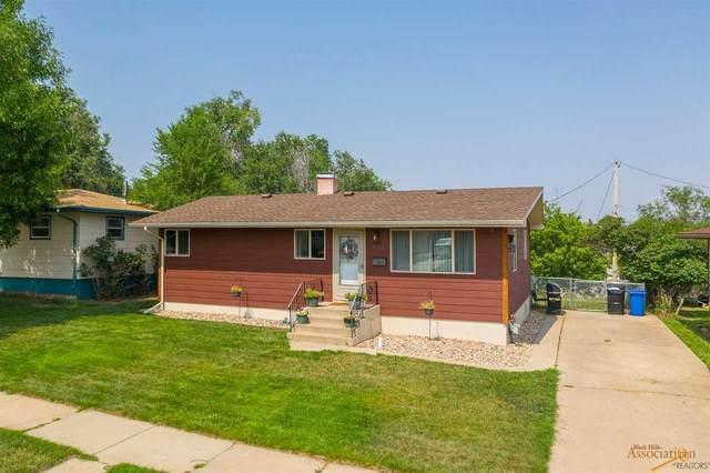 4582 Wentworth Dr, Rapid City, SD 57702 (MLS #155409) :: Heidrich Real Estate Team