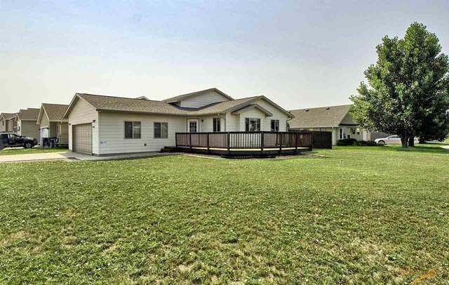 4983 Dylan Dr, Rapid City, SD 57703 (MLS #155412) :: Heidrich Real Estate Team