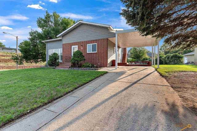 109 N 48TH, Rapid City, SD 57702 (MLS #155415) :: Heidrich Real Estate Team