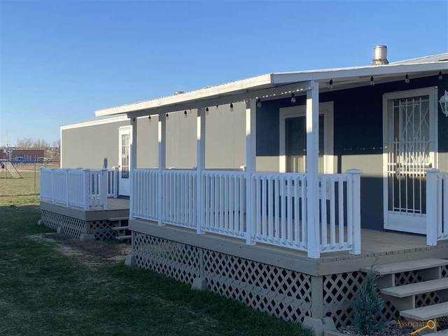 4320 Circlewood Dr, Rapid City, SD 57703 (MLS #155417) :: Heidrich Real Estate Team