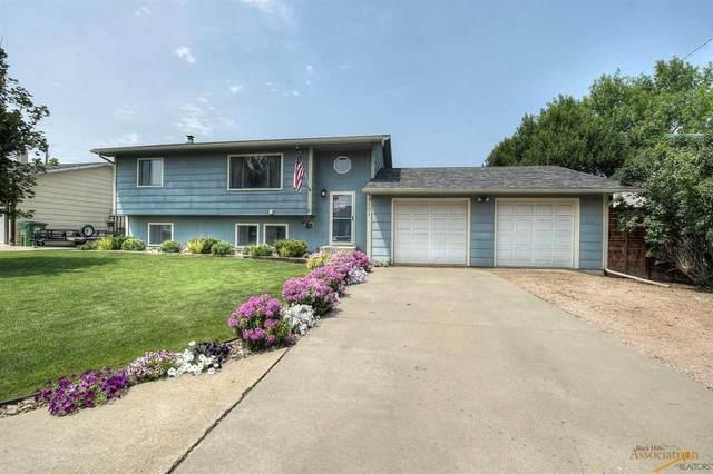 6001 Northdale Dr, Black Hawk, SD 57718 (MLS #155420) :: VIP Properties