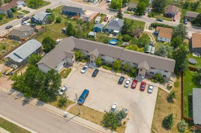 215 Lindbergh Ave, Rapid City, SD 57701 (MLS #155424) :: Heidrich Real Estate Team