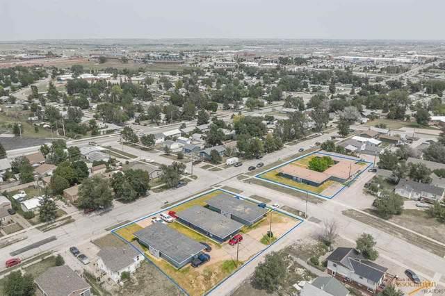 123-211 E Nowlin, Rapid City, SD 57701 (MLS #155425) :: Heidrich Real Estate Team