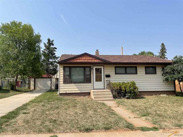 3508 Reder, Rapid City, SD 57702 (MLS #155426) :: Heidrich Real Estate Team