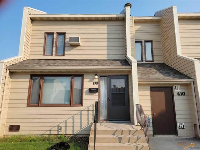 410 44TH, Rapid City, SD 57702 (MLS #155428) :: Heidrich Real Estate Team