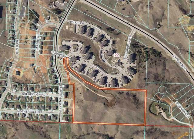 5930 Overview Ln, Rapid City, SD 57702 (MLS #155440) :: VIP Properties