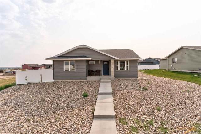 610 Northern Lights Blvd, Box Elder, SD 57719 (MLS #155441) :: Heidrich Real Estate Team