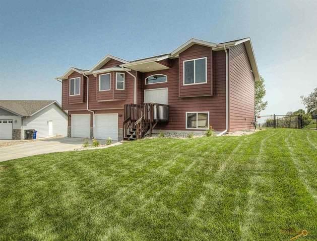 2322 Cognac Ct, Rapid City, SD 57701 (MLS #155445) :: Heidrich Real Estate Team