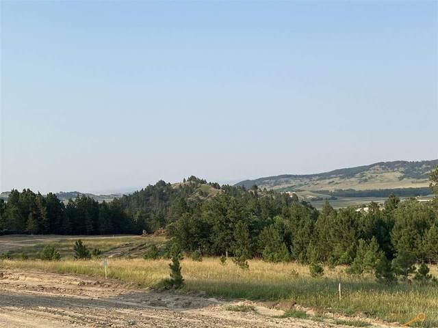 TBD LOT 10 Oak, Whitewood, SD 57793 (MLS #155447) :: Heidrich Real Estate Team