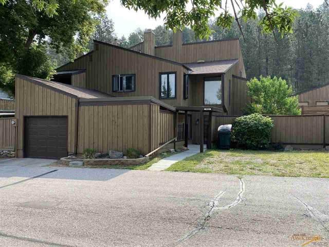 3022 West Park Lane, Rapid City, SD 57702 (MLS #155449) :: Heidrich Real Estate Team