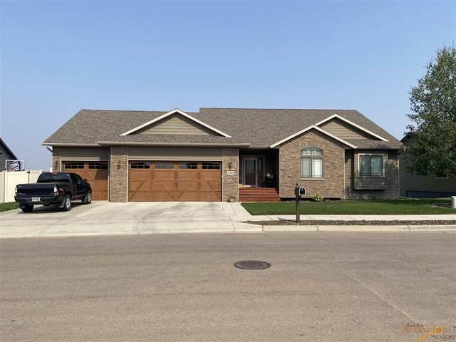 6436 Dunsmore Rd, Rapid City, SD 57702 (MLS #155454) :: Heidrich Real Estate Team