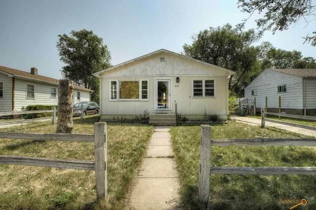 820 Halley Ave, Rapid City, SD 57701 (MLS #155455) :: Heidrich Real Estate Team