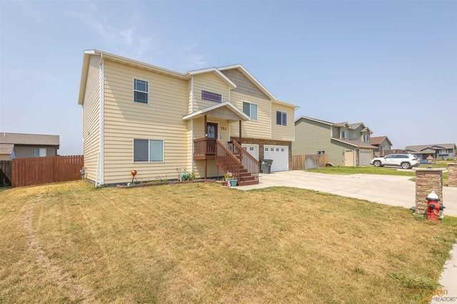 753 Tower Rd, Box Elder, SD 57719 (MLS #155456) :: Heidrich Real Estate Team