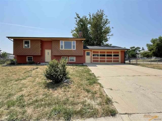 415 Viking Dr, Rapid City, SD 57701 (MLS #155457) :: VIP Properties