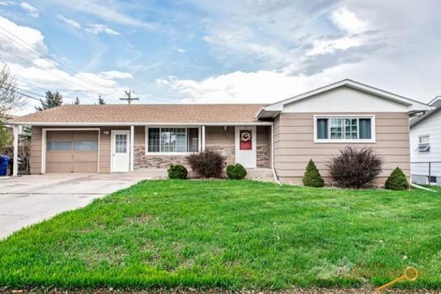 1214 N 7TH, Rapid City, SD 57701 (MLS #155459) :: Heidrich Real Estate Team