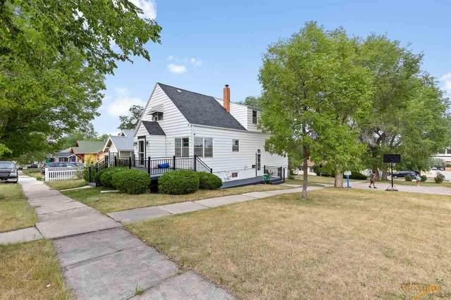 302 Columbus, Rapid City, SD 57701 (MLS #155460) :: Dupont Real Estate Inc.