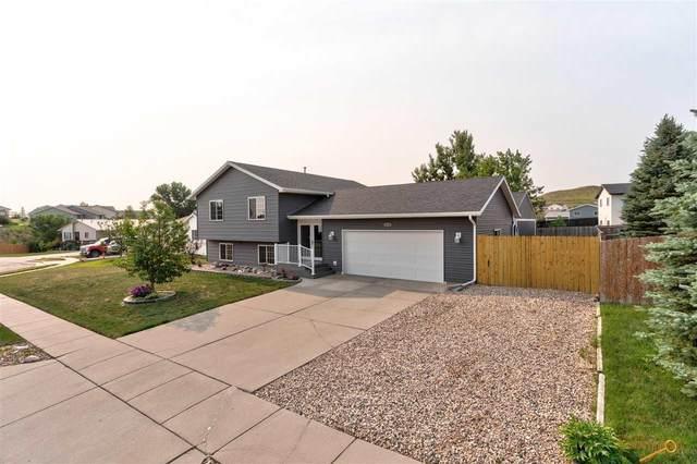 133 Soldier Field Ct, Rapid City, SD 57701 (MLS #155462) :: VIP Properties