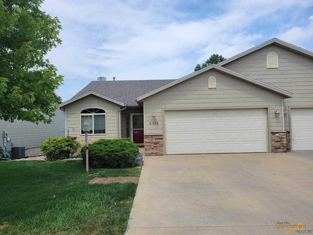 6924 Emerald Heights Rd, Summerset, SD 57718 (MLS #155465) :: Dupont Real Estate Inc.
