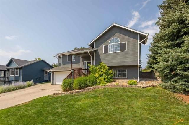5117 Winterset Dr, Rapid City, SD 57702 (MLS #155466) :: VIP Properties
