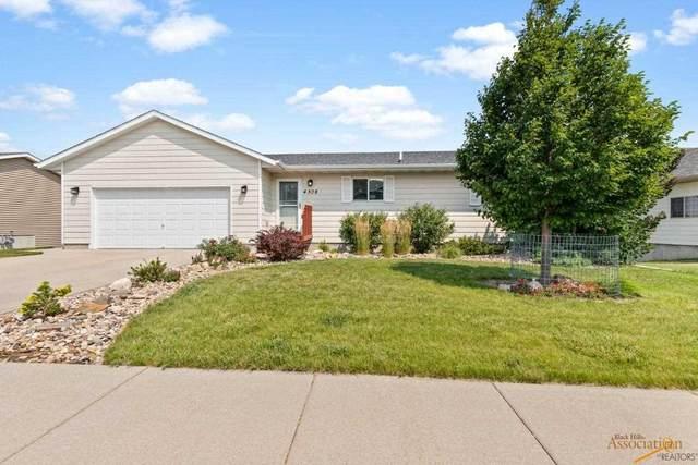 4508 Titan Dr, Rapid City, SD 57701 (MLS #155474) :: VIP Properties