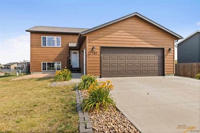 782 Old Cavalry Rd, Box Elder, SD 57719 (MLS #155475) :: VIP Properties