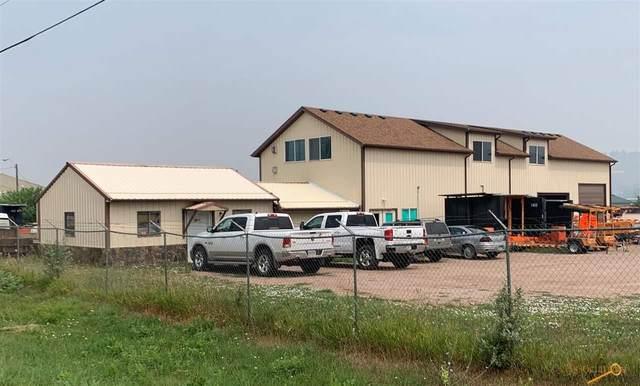 11700 N Sturgis Rd, Black Hawk/Summerset, SD 57718 (MLS #155477) :: VIP Properties