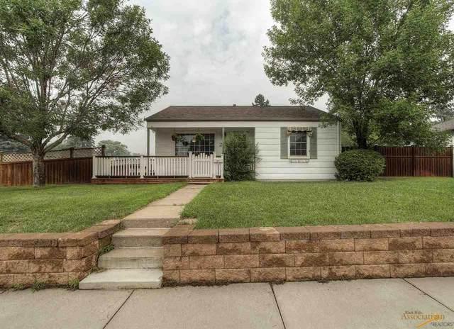 231 Nordby Ln, Rapid City, SD 57702 (MLS #155482) :: VIP Properties
