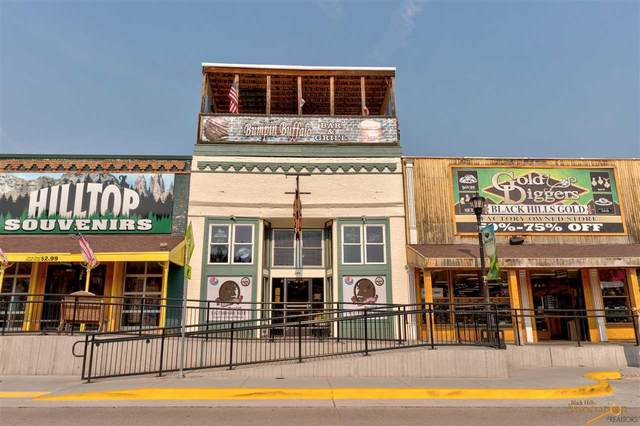 245 Main, Hill City, SD 57745 (MLS #155483) :: Heidrich Real Estate Team