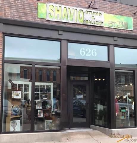 626 St Joseph, Rapid City, SD 57701 (MLS #155507) :: Dupont Real Estate Inc.